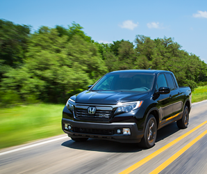 Honda's Ridgeline isn't built like every other truck, and that's a good thing