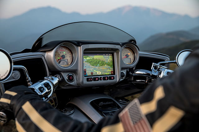 indian motorcycle ride command touchscreen  imc infotainment roadmaster