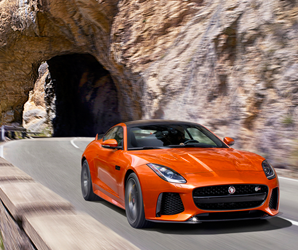 Passion and performance: Jaguar's F-Pace and F-Type SVR are a knockout combo