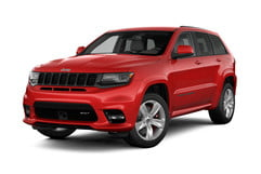 jeep grand cherokee srt review product