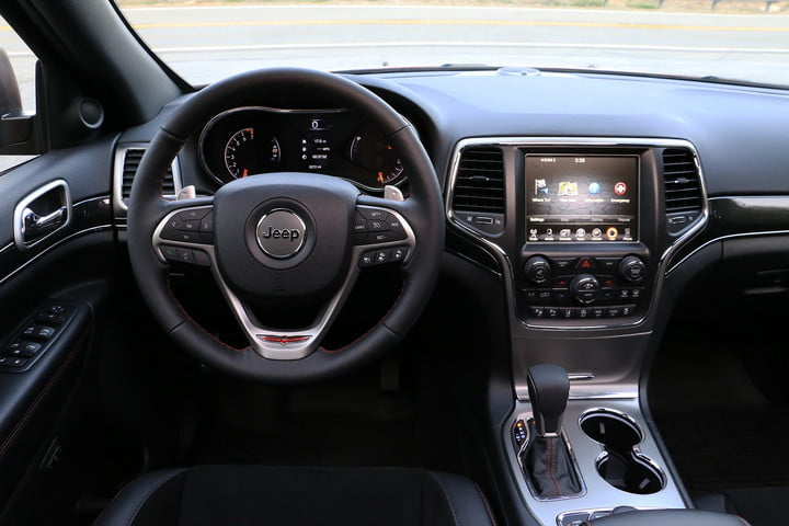 jeep grand cherokee trailhawk review