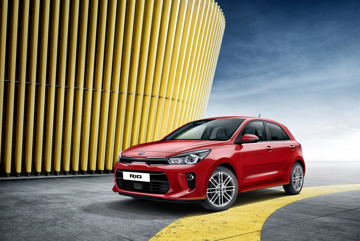 kia rio news specs pictures official