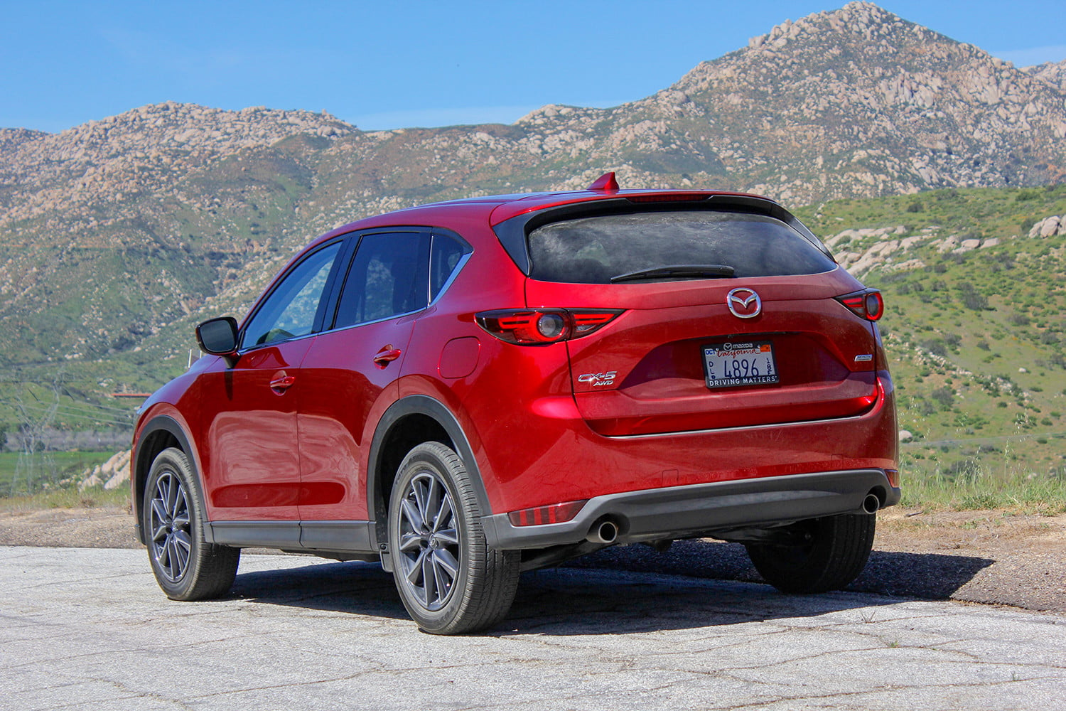 2017 mazda cx 5 review driving impressions specs digital trends. Black Bedroom Furniture Sets. Home Design Ideas