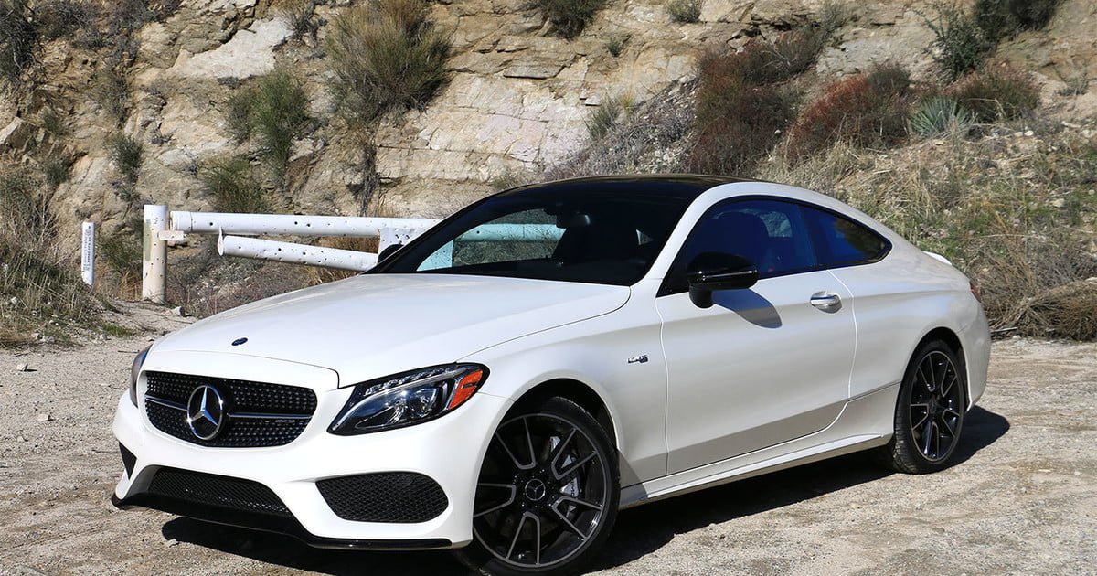 2017 mercedes amg c43 coupe review turbocharged torque for Mercedes benz c43 amg