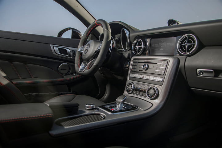 mercedes amg slc first drive review