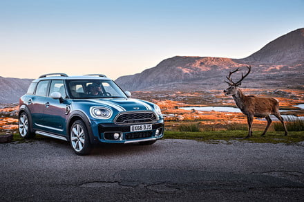 Mini's Countryman crossover