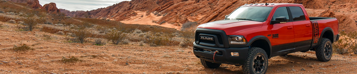 What would Darth Vader look like if he were a truck? The 2017 Dodge Power Wagon