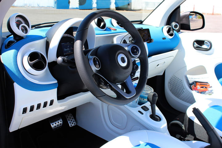 smart fortwo cabrio first drive