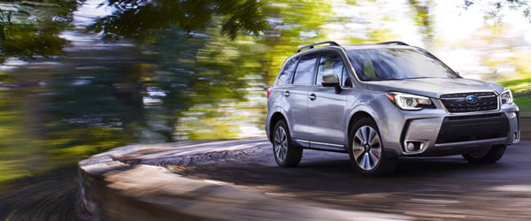 Subaru's 2017 Forester 2.0XT Touring works WRX tech into a feature-rich AWD ride