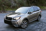 subaru forester xt touring review