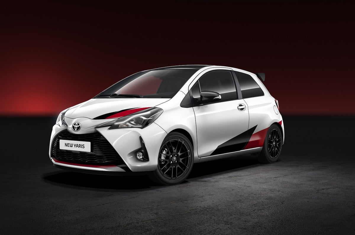 toyota yaris wrc news specs performance pictures hot hatch