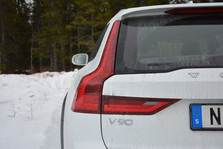 volvo v cross country first drive review