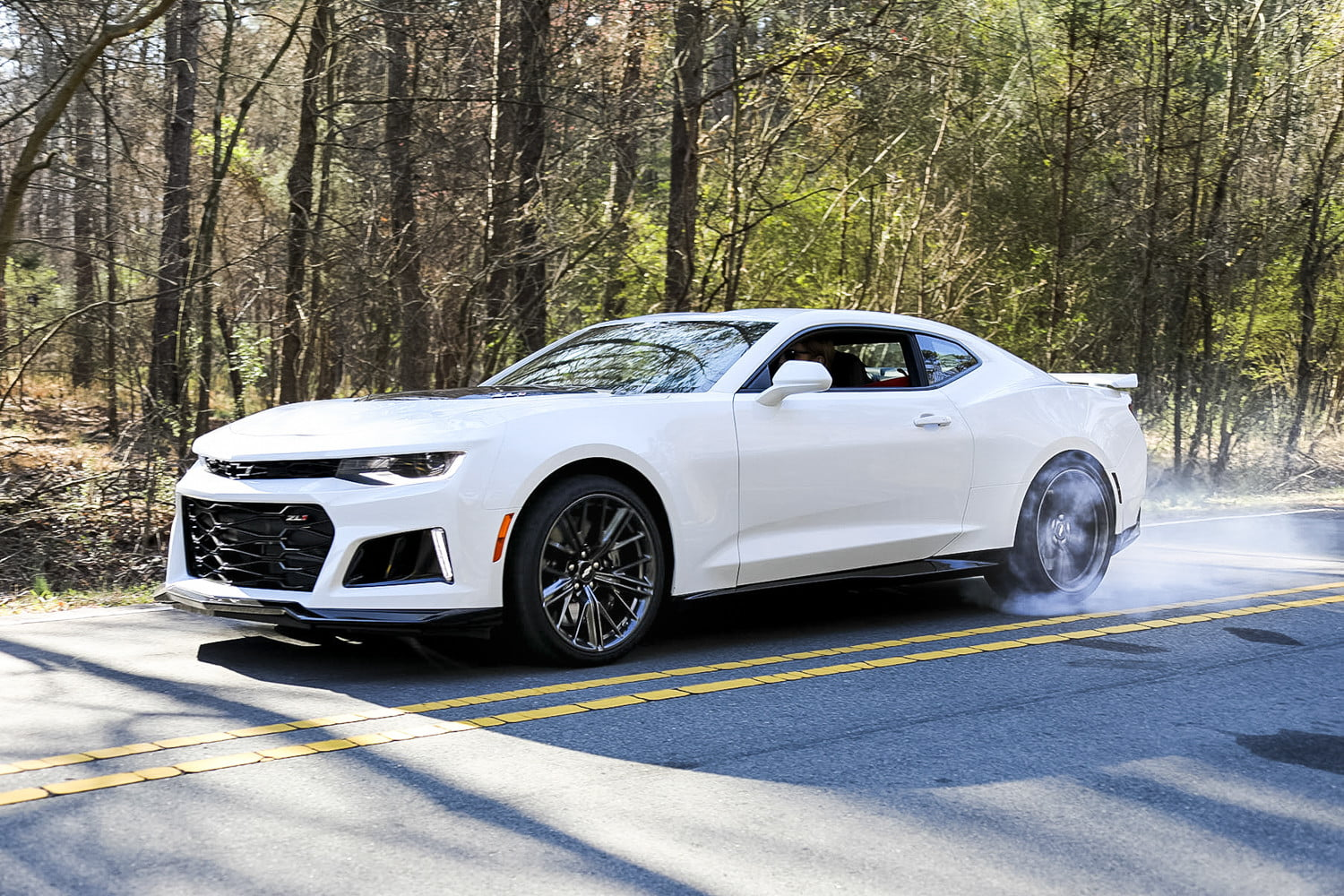 2017 Chevrolet Camaro Zl1 First Drive Digital Trends
