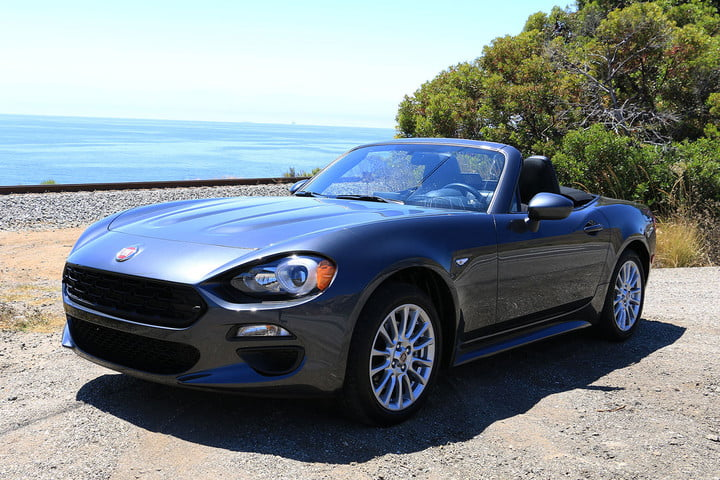 fiat spider review