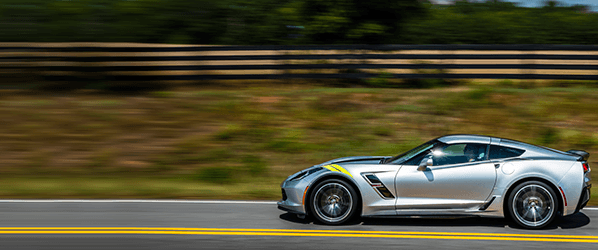 THE CORVETTE GRAND SPORT IS A HOT ROD THAT'S NOT TOO HOT TO HANDLE