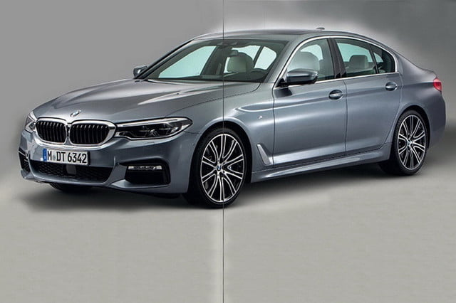 bmw series news leaked pictures tech