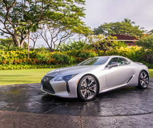 The 2018 LC 500 isn't another Toyota dressed for the ball, it's Lexus reborn