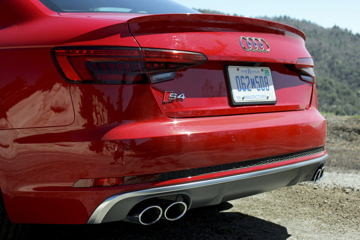 audi s first drive exterior