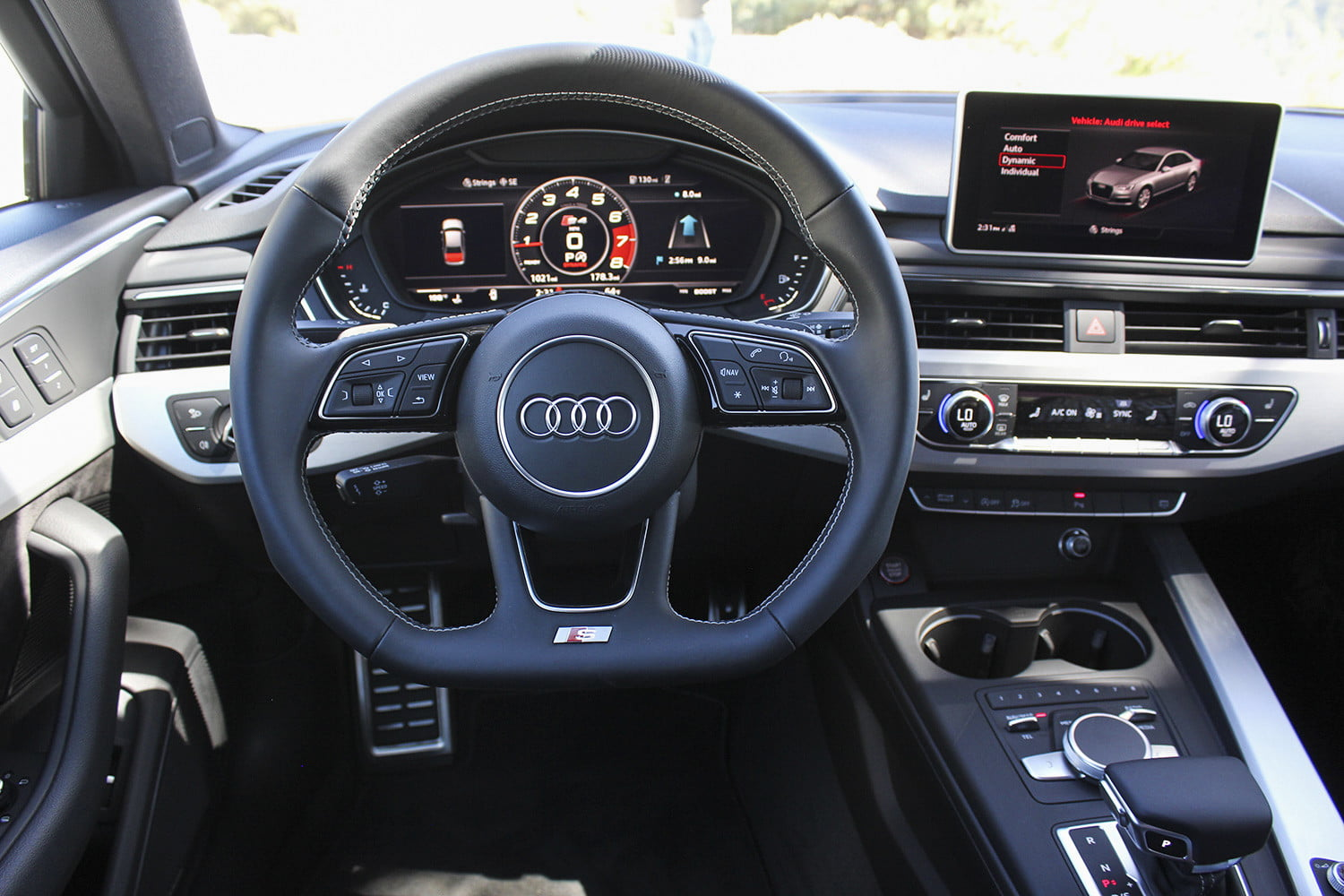 2018 Audi S4 First Drive Digital Trends