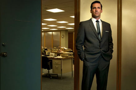 """Don Draper from """"Mad Men"""""""