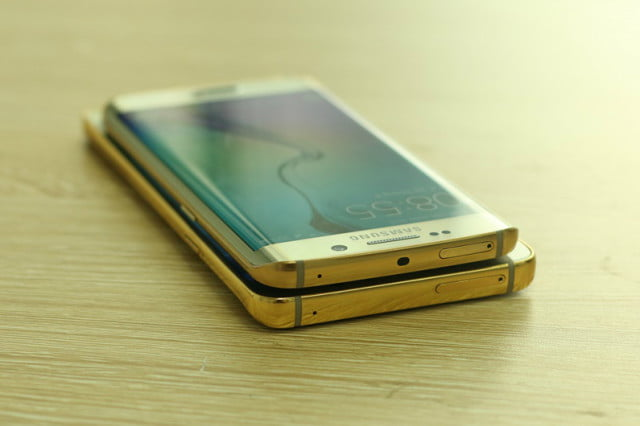 make your wallet hate you by getting fresh galaxy note  or s edge plus dipped in gold k