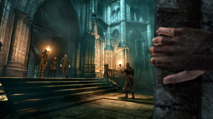 first look at thief teaching an old dog new and incredibly cool tricks  k apr screenshot