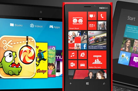 3 favorite products of 2012 kindle fire hd nokia lumia 920 microsoft surface