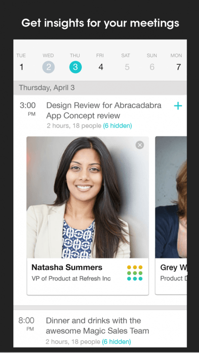 refresh releases ios app coach next meeting  meetingview
