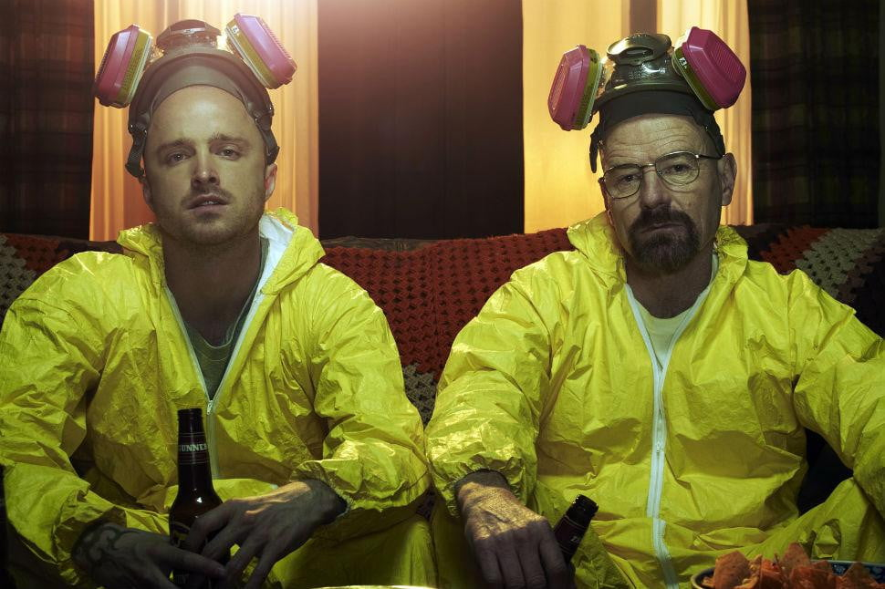 breaking bad takes over the internet