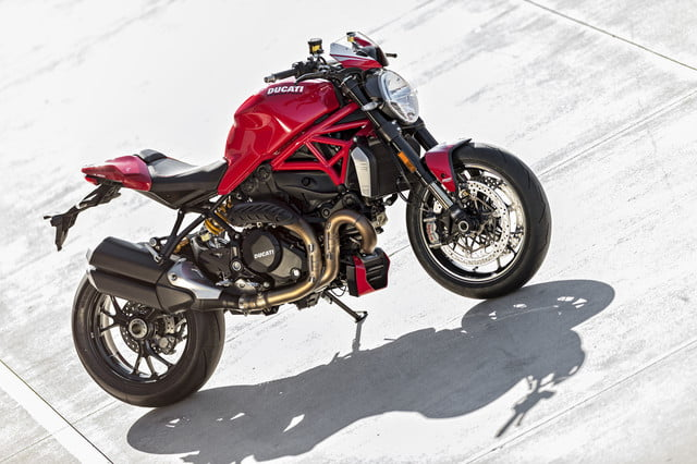 ducati monster r pictures specs performance