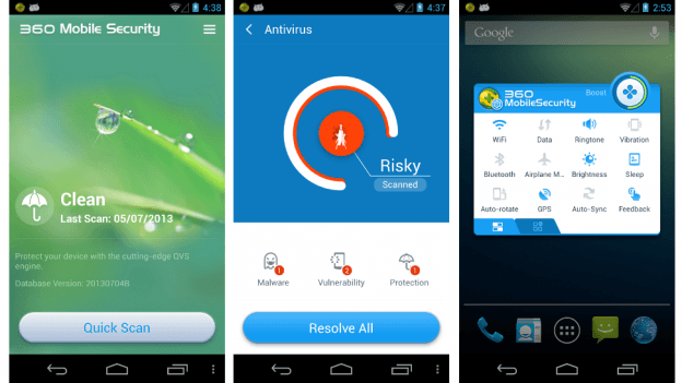 360-Mobile-Security-Android-apps-screenshot