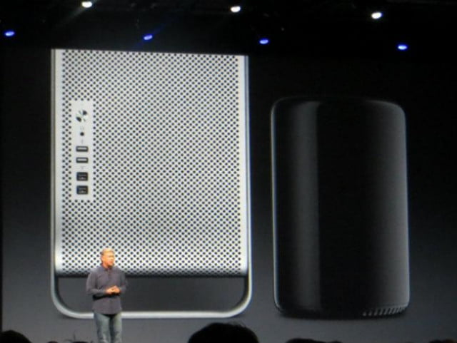 apple mac pro  vs schiller and wwdc