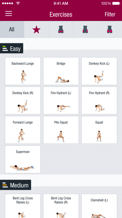 runtastic expands suite profile to help tone your backside  butt exercisesmain