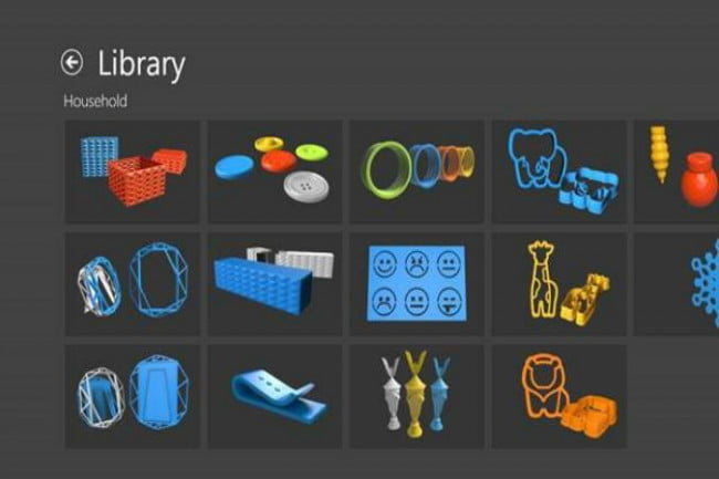3d printing with 3d builder a free windows 8 1 app digital trends