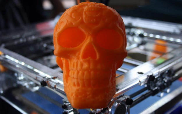 Will piracy laws kill 3D printing?