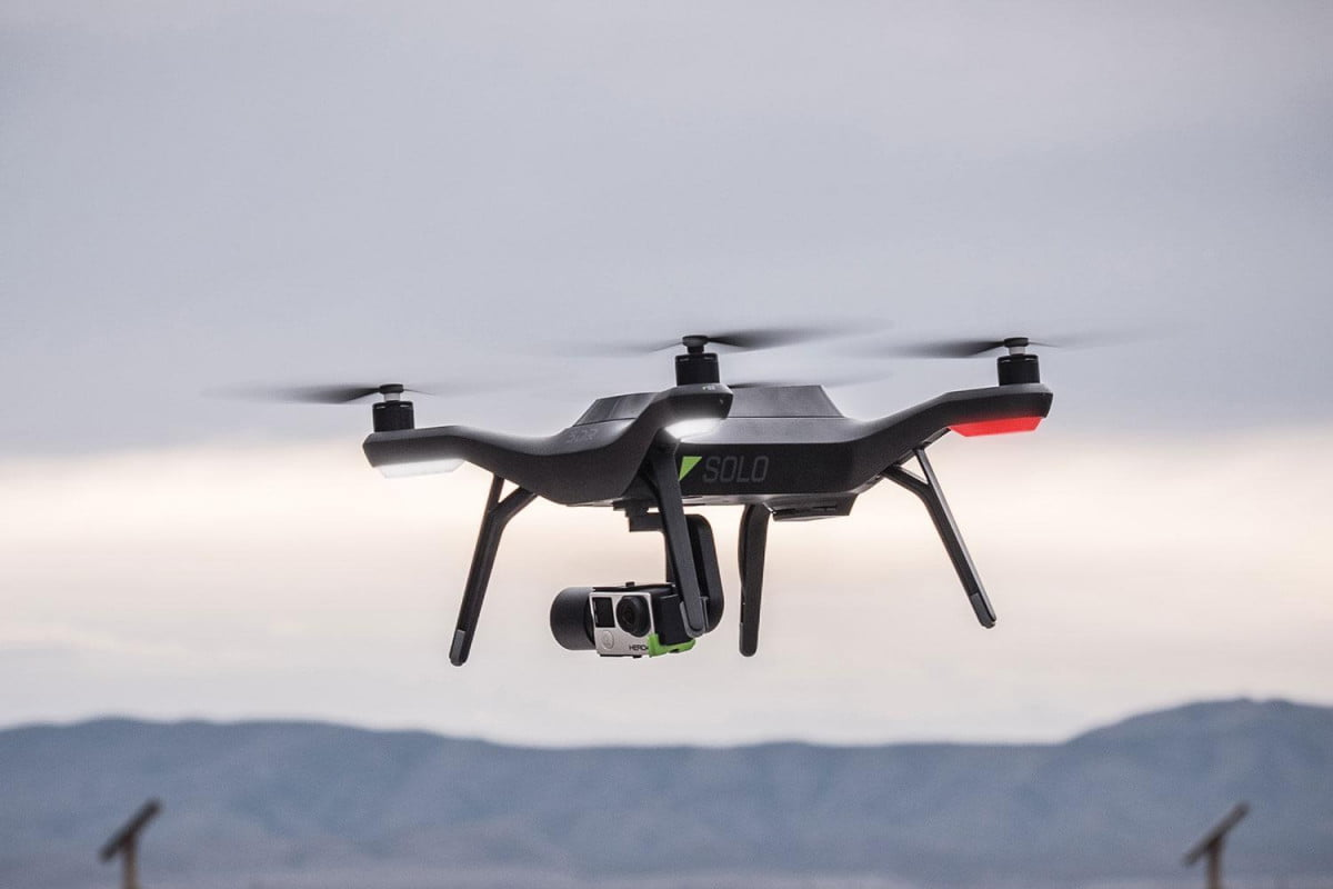 kentucky man arrested after shooting down  drone with shotgun d robotics solo