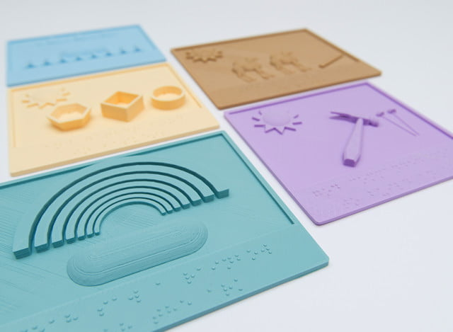 tactile picture books project  dbook