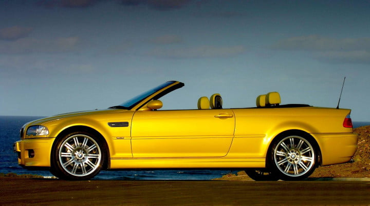the end of bmw m  coupe is like an illicit love affair rd gen convertible