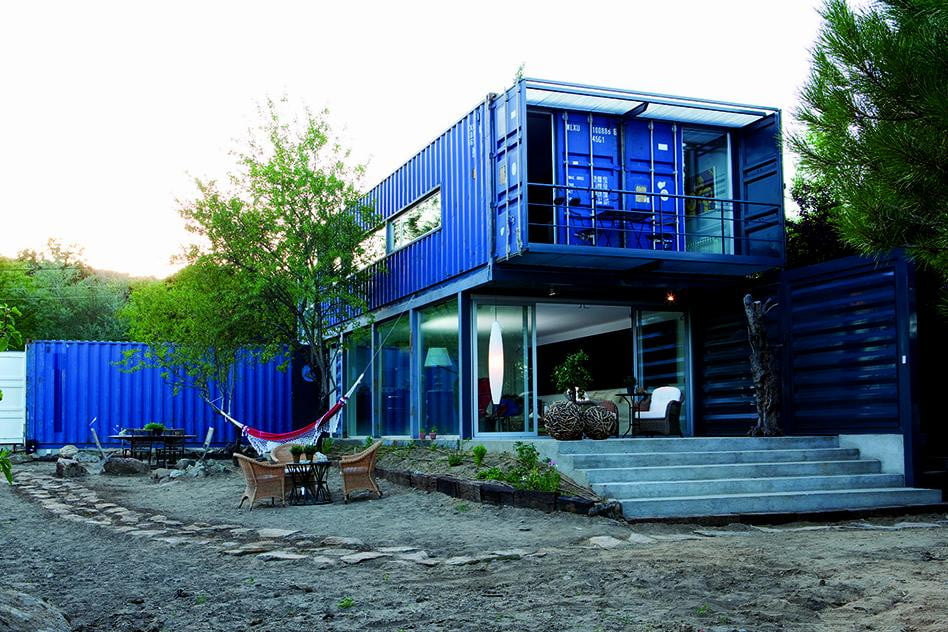 Shipping Container Home 948 x 632