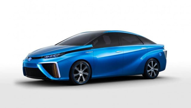 fuel cells toyota cell