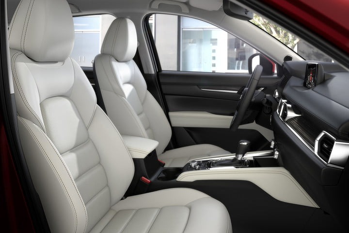 mazda cx first drive review all new interior na