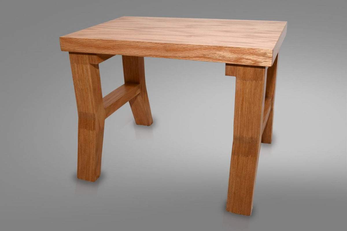 near future youll able  d print real wooden furniture axyz bench