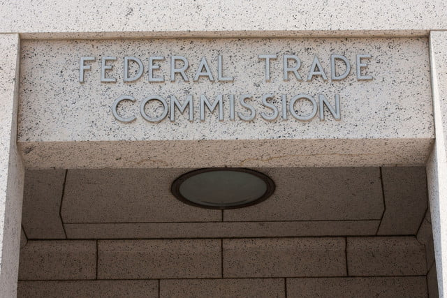 celebrity ad payments disclosure federal trade commission  doorway sign