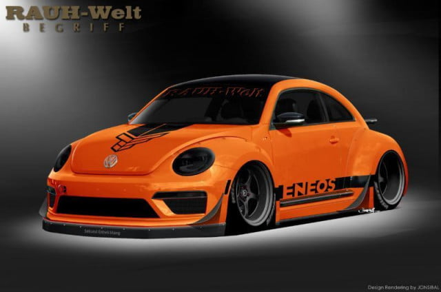 doesnt sexy name tanner foust eneous rwb beetle one cool bug racing