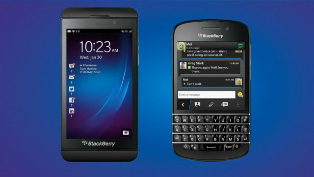 blackberry  update coming after october devices