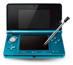 Nintendo 3DS (blue)