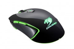 cougar  m review optical gaming mouse
