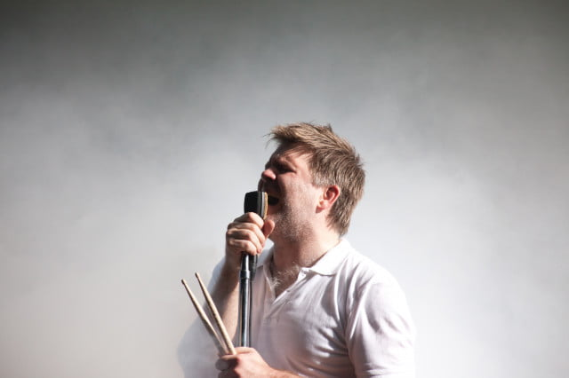 lcd soundsystem play their first show in five years