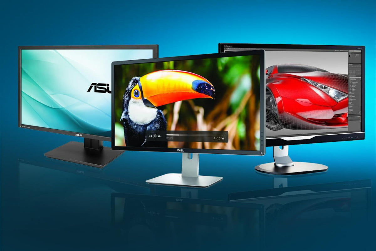 what hardware do you need to run stuff at  k resolution on your pc monitors