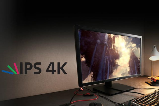 lg jumps on the freesync train with a  k display that goes sale for this month mu